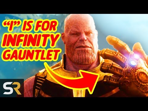 Download Youtube: The ABC's of Marvel's Infinity Stones