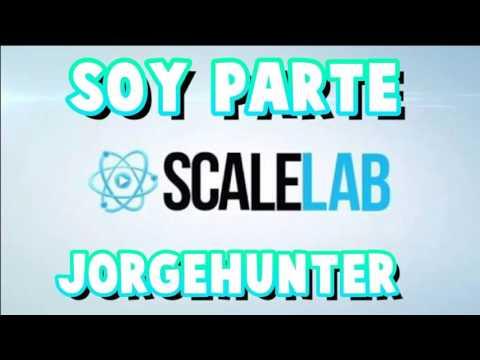Soy parte de  Scale Lab