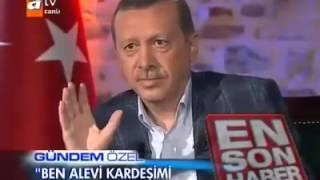 Aleviler Tayyip Erdoğanı neden sevmiyor Haberi @ MEHMET ALİ ARSLAN news haberler
