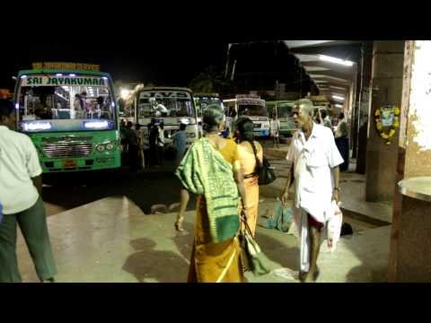 Pondicherry Bus Station