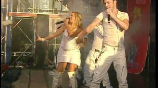 Alcazar - This Is The World We Live In (Live NRJ 2004)