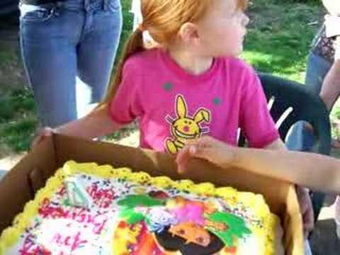 Hannah Birthday Song