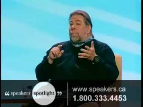 Steve Wozniak - Co-founder, Apple Computer, Inc. & Chief Scientist, Fusion-io