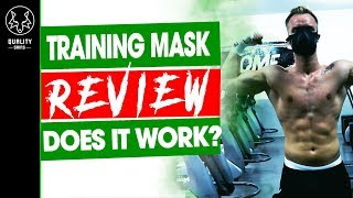 Training Mask 3.0 Review - Do Training Masks Really Work?