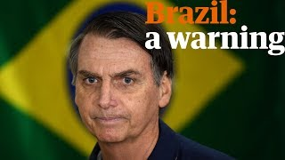 Jair Bolsonaro's win in Brazil is a warning to us all | Owen Jones talks...