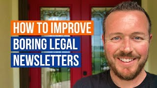 Get More People to Click On Your Law Firm's Blogs, Newsletters and Videos With Custom Images