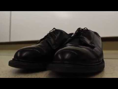 How to Shine Shoes | AFROTC