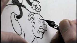 The Lobster and The Liver: The Unique World of Jim Woodring trailer