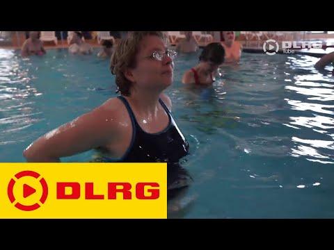 DLRG Aquafitness – fit im Wasser