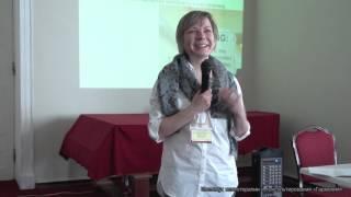Лекция Анастасии Рязановой на Конференции Я и Другой пространство отношений   2016