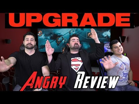 Upgrade Angry Movie Review