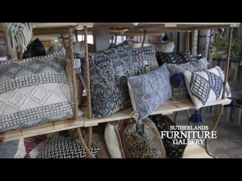 Sutherlands Furniture Gallery- Grand Opening Accessories