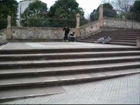 Riudoms or Die - Skateboarding