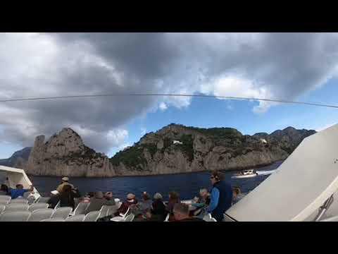 La Gitana - Italia 2018, Isla de Capri