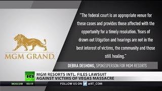 MGM's Las Vegas Shooting Lawsuit Draws Backlash