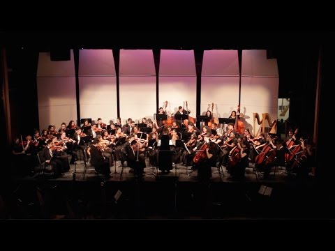 Sumner Academy Symphonic String Orchestra - Advocatus Musica