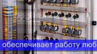 Шкаф управления насосами - производство