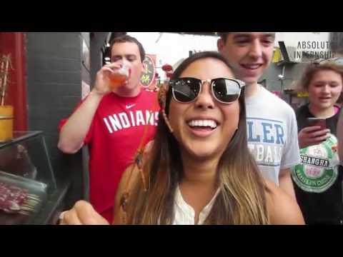 "Erin's Internship in Shanghai: ""Vlog"" Post #2"