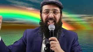 הרב יעקב בן חנן - למה הדגל של מצעדי התועבה דווקא בצבעי הקשת?