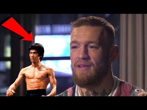 CONOR MCGREGOR INTERVIEW: I'M LIKE BRUCE LEE
