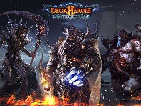 Deck Heroes: Великая Битва или откровения НУБА карточных игр