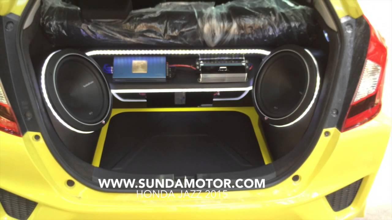 56+ Gambar Audio Mobil Honda Jazz HD Terbaik