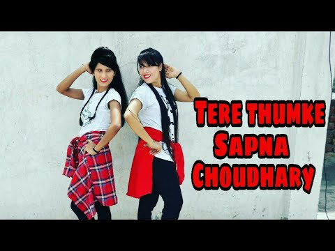 Tere Thumke Sapna Choudhary Dance Cover | Nanu ki Jaanu | Sapna Choudhary | Abhay Deol