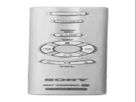 Sony ICFCDK50 Under Cabinet Kitchen CD Clock Radio - YouTube