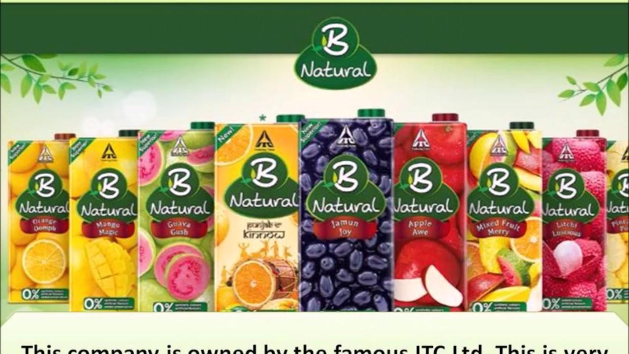 Top 10 Best Fruit Juice Brands In India