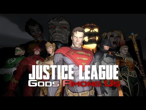 Justice League Part One - Full Movie [SFM Animation]