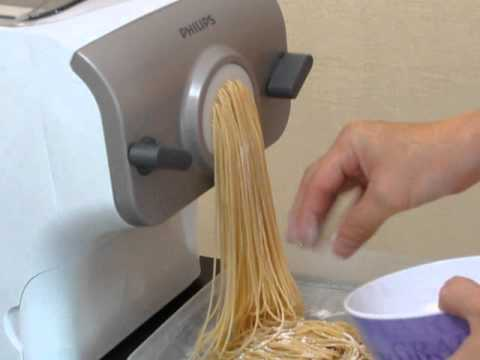Philip Noodle Maker – HR2365 Making Ramen