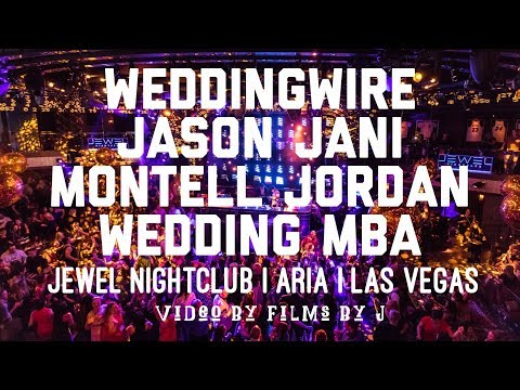 Industry Events - WeddingWire Wedding MBA at Jewel Night Club with Montell Jordan - SCE Event Group