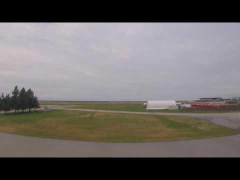 Air Canada AC29 YVR-PEK Boeing 777-300ER Takeoff from YVR