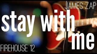 "James Zap - ""stay With Me"" (sam Smith Loop Cover) Live At Firehouse 12"