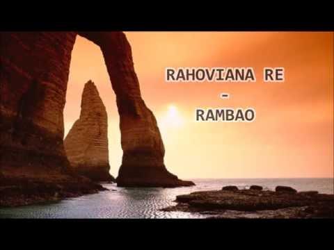 RAHOVIANA RE - RAMBAO