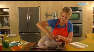 Thanksgiving Recipes: How To Stuff A Turkey