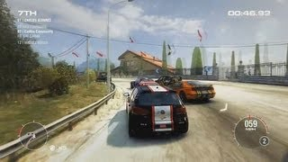 Grid 2 Golf Race !!!! Gameplay / PS3 Xbox 360 PC Game