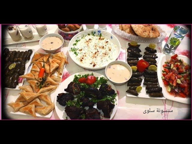 سفرة اول يوم رمضان و لكن!!!!