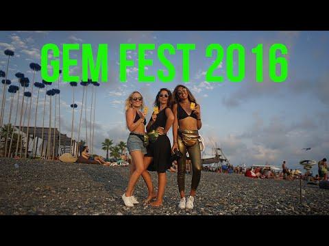 GEM Fest 2016: Anaklia, Georgia