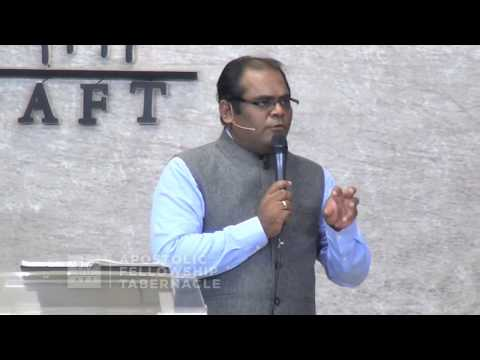 AFT Bangalore Live - Tamil Service by Rev.B.Ramesh (HOLY SPIRIT - OUR COUNSELLOR)