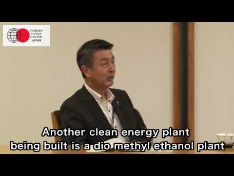 NIIGATA CITY Press Tour (Mayor Akira Shinoda's press conference)