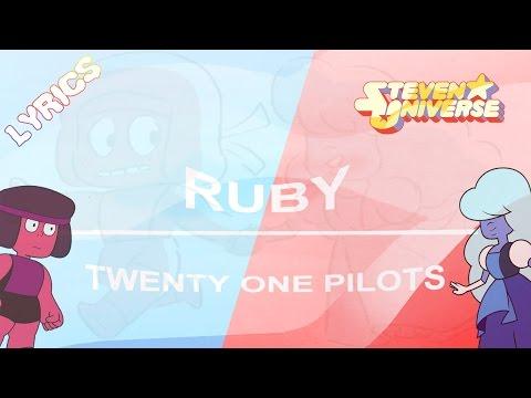TWENTY ONE PILOTS | RUBY (and shappire) | Lyrics + Unofficial Music Video | AMV