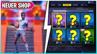 😭 WHY? Football Skins back in the Fortnite Shop from 09.04 🛒 Battle Royale & Save the World