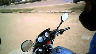 обучение мотоциклистки с нуля.