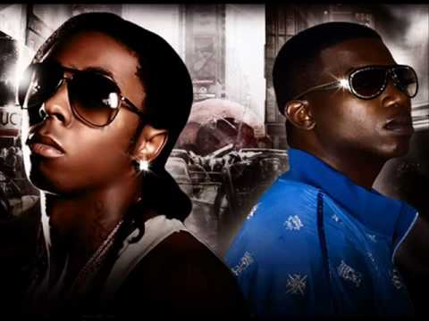 LiL Wayne Ft. Gucci Mane- We Be Steady Mobbin