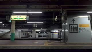 【配給】215系 長岡出発(4K HDR)
