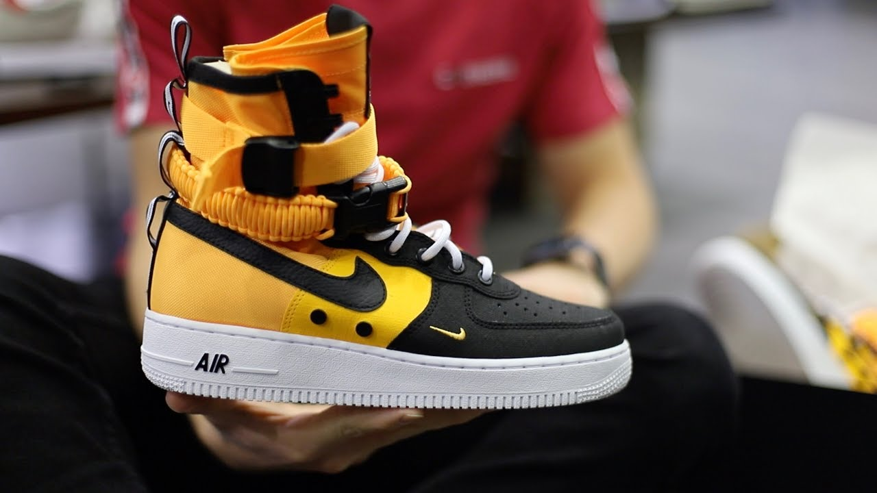 CHE SNEAKERS!!! Nike SF AF1 Laser Orange 864024 800 | Freesneak Shop