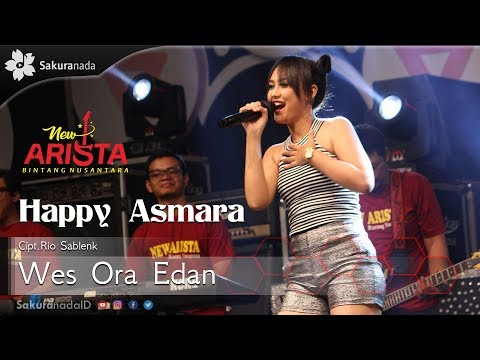 Happy Asmara -  Wes Ora Edan [OFFICIAL]