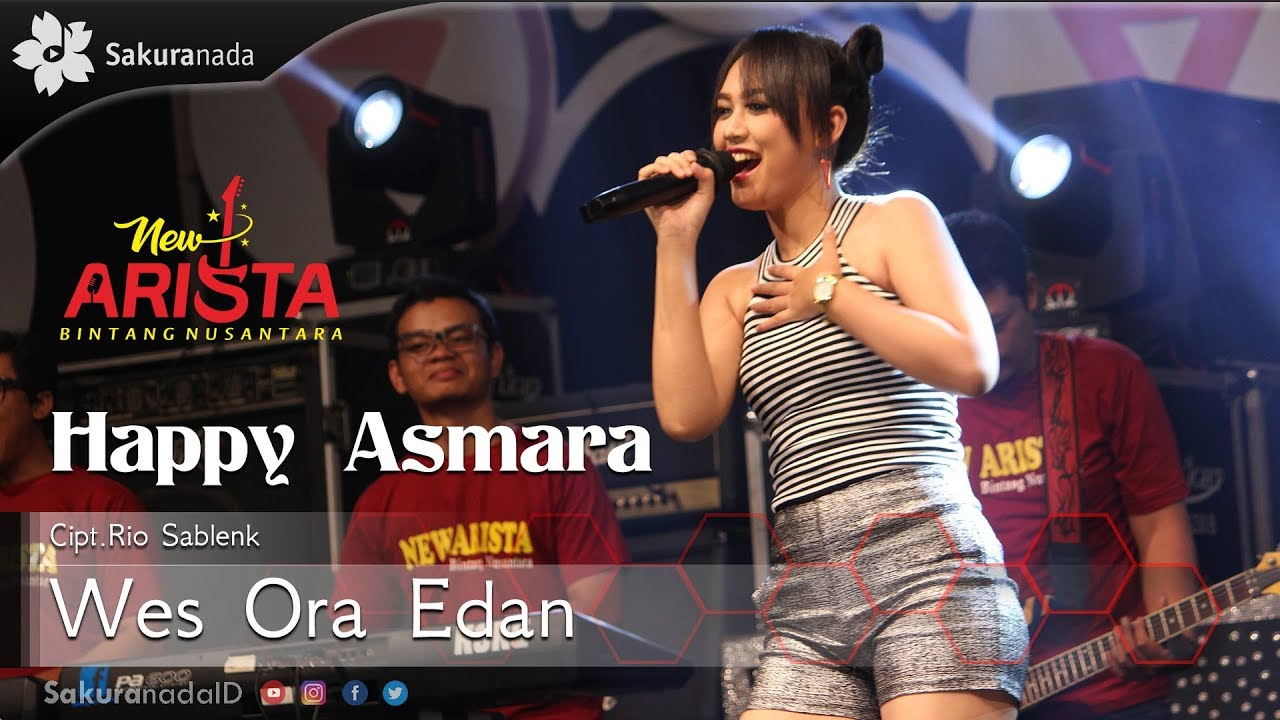 Happy Asmara -  Wes Ora Edan [OFFICIAL] #1