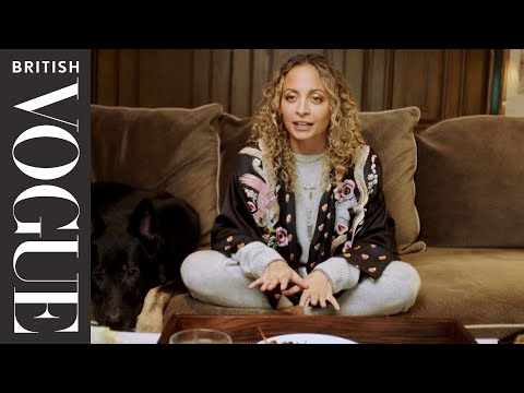 Inside Nicole Richie's Home For A Perfect Night In | British Vogue ...